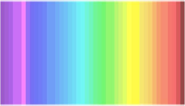 何色に見えますか?4人に1人が正解するらしい…
