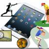 秋のスポーツ戦略にも活躍 iPad活用法