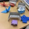 いきいきクラスで折り紙教室!?