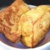 甘くないフレンチトースト(バター味)