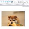 ワードで簡単に写真の必要ない部分を消す方法(トリミング)